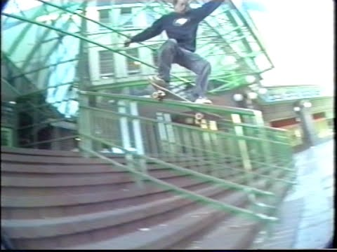 Skate Crates - Late 90's Liverpool: Part 2