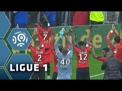 FC Nantes - Stade Rennais FC (0-2)  - Résumé - (FCN - SRFC) / 2015-16
