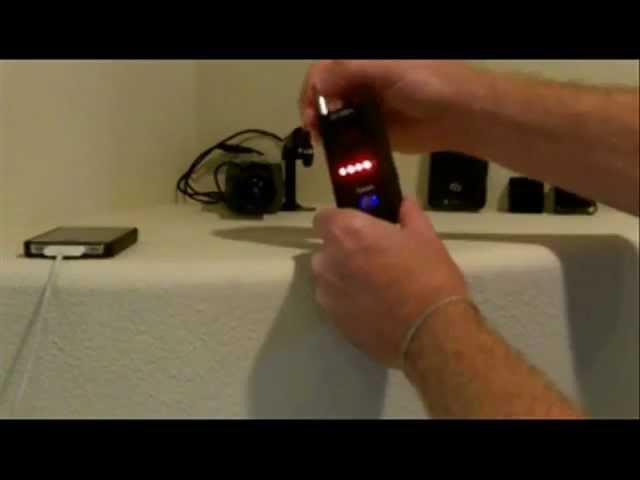 Hidden Camera And Bug Detector Youtube