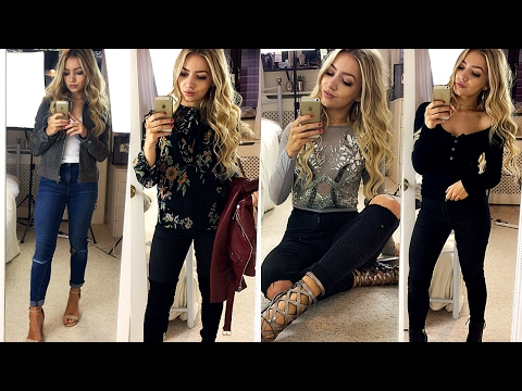 Valentines Day Outfit Ideas With Jeans! / Date Night Outfits