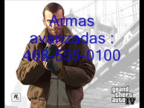 Trucos de Grand Theft Auto IV para PS3 -