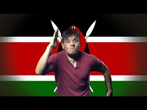 Flag/ Fan Friday KENYA (Geography Now!)