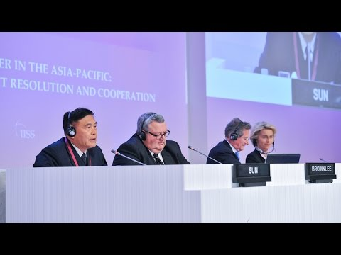 Shangri-La Dialogue 2015: Strengthening Regional Order in The Asia-Pacific