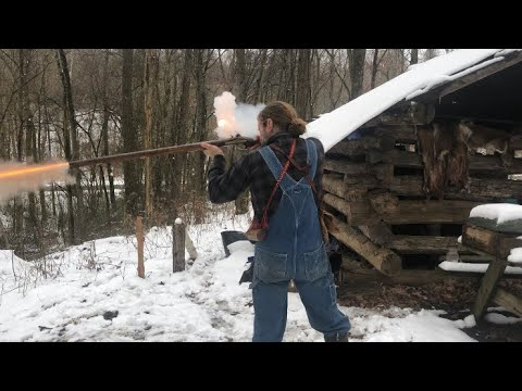 Flintlock Shotgunning