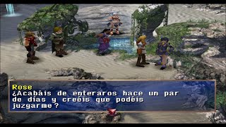 The Legend of Dragoon HD Guía en español Parte 52 - Frontera de la Muerte