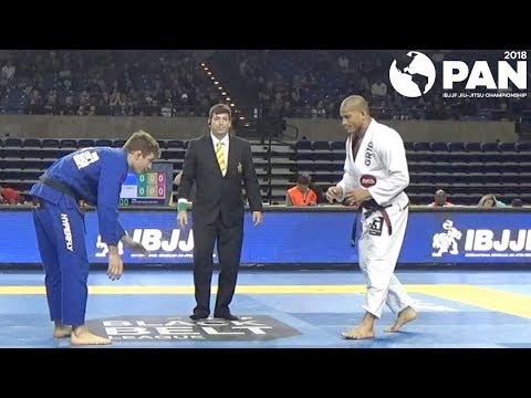 Keenan Cornelius vs Mahamed Aly / Pan Championship 2018