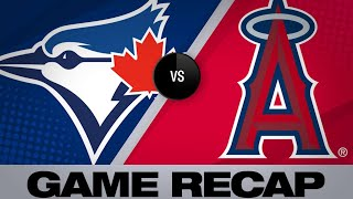 Trout, Calhoun homer in Angels' 6-2 win - 5/2/19