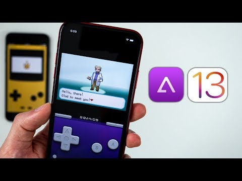 How To Install GBA Emulator On IPhone (iOS 13) | Play GameBoy/GBA Games On IPhone!