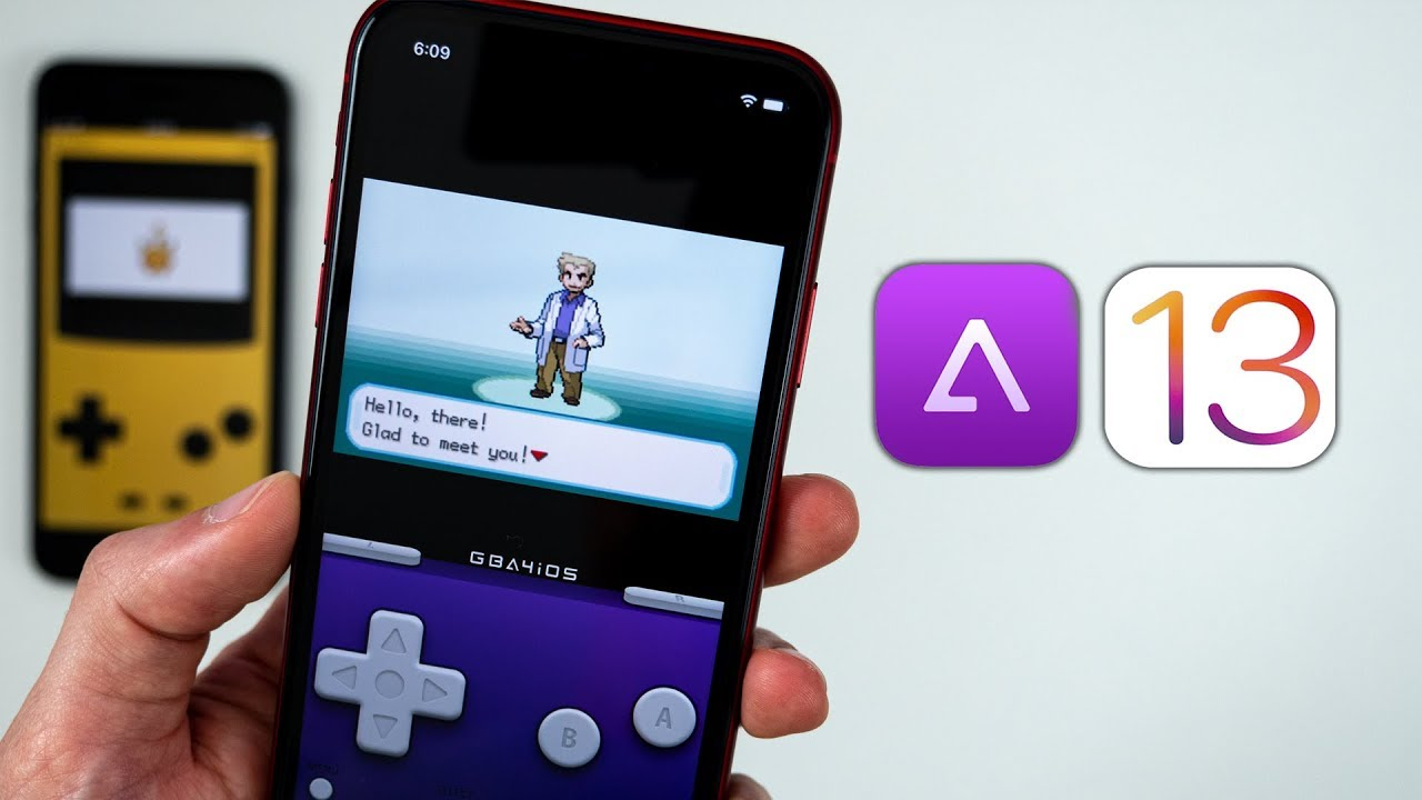 GBA4IOS IPHONE TÉLÉCHARGER
