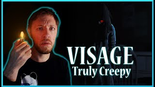 SCARIEST GAME IN A LONG TIME! || Visage NEW Horror Game 2018