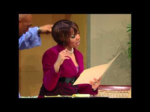 Tyler Perry's The Marriage Counselor The Play - Trailer