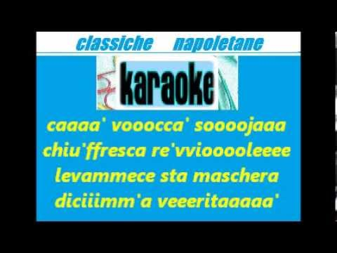 basi musicali per karaoke napoletane