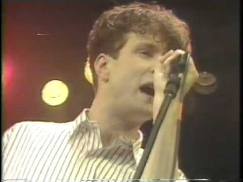 Blancmange   at The Ritz 1985  Taped from MTV on Betamax