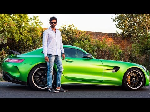 Mercedes AMG GT R – Beast Indeed 💚| Faisal Khan