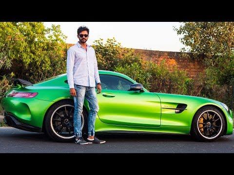 Mercedes AMG GT R – Beast Indeed 💚| Faisal Khan