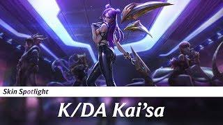 Skin Spotlight - Kai'sa K/DA