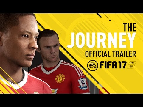 Adetomiwa Edun Featured As Alex Hunter In FIFA17 The Journey - Gaming