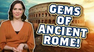 Ancient Rome's Jewels & Gemstones