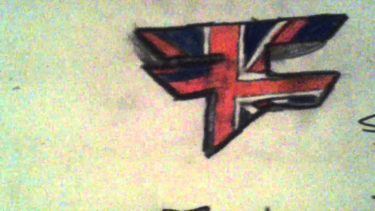 faze logo and msmc drawing bo2 youtube