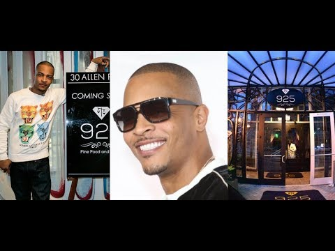 T.I. DEMANDS Former Employees of His Restaurant To Drop Class Action Suit