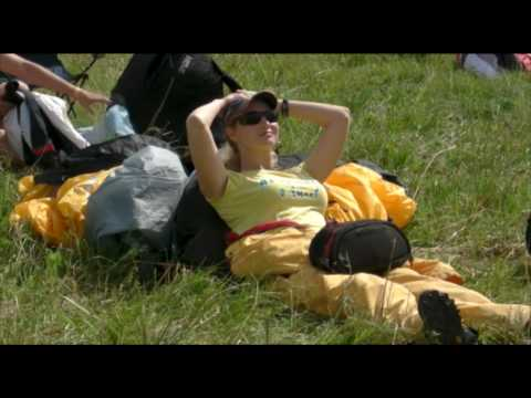 Lithuania Open Paragliding and Hanggliding championship Salos 2009