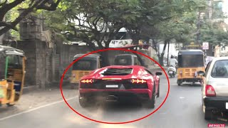 Epic Supercars Driving | Compilation | September | Hyderabad ( India )