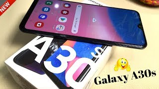 Samsung Galaxy A30s Unboxing and first impression price from Rs. 16,999 | अबकी पूरी बात ✅