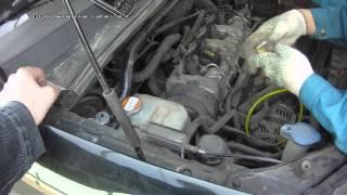 Диагностика форсунок на дизеле для системы коммонрейл, через обратку.(, 2012-06-07T14:39:15.000Z)