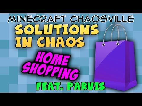 Solutions in Chaos - 10 - Home Shopping