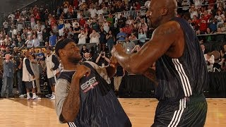 Repeat youtube video Shaq, LeBron, Dwight Howard All-Star Dance-Off