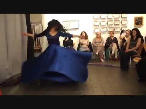 Whirling Dance For Rumi With Love رقصة التنوره المستوحاة من التراث الصوفي