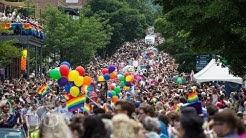 NWA Pride Festival parades down Dickson Street