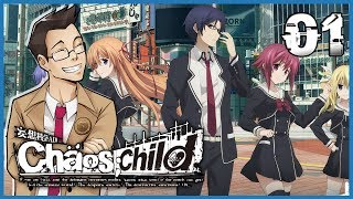"""Chaos;Child (PC) 