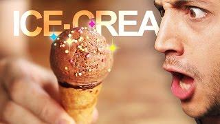 """No-Machine"" Ice Creams Infinity + Challenge inside..."