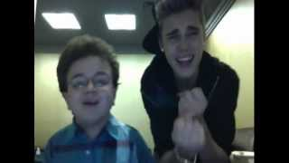 As Long As You Love Me | Beauty And A Beat MashUp (Keenan Cahill and Justin Bieber) thumbnail