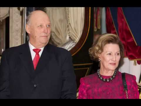 50th wedding anniversary - King Harald and Queen Sonja