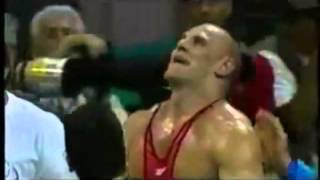 "Alexander Karelin - ""The Experiment"" Highlight"