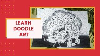 Doodle Template -3