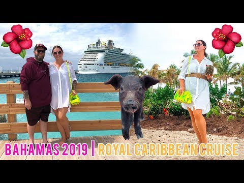 Bahamas Vlog - 4 Day Royal Caribbean Cruise onboard Mariner of the