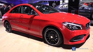 2017 Mercedes Benz  CLA 250 - Exterior and Interior Walkaround - 2016 New York Auto Show
