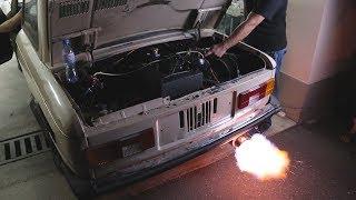 """Ставим на """"Лютый"""" Запорожец 16 клапанный турбо мотор ваз!"""