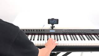 """Connecting an Electronic Musical Instrument to Your iPhone/iPad"" Roland WM-1/WM-1D #03"
