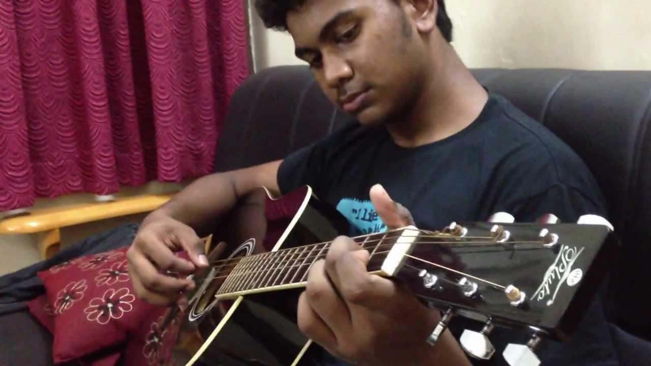 Joe Plays Guitar Showers Of Blessing Arul Eraalamaai Youtube