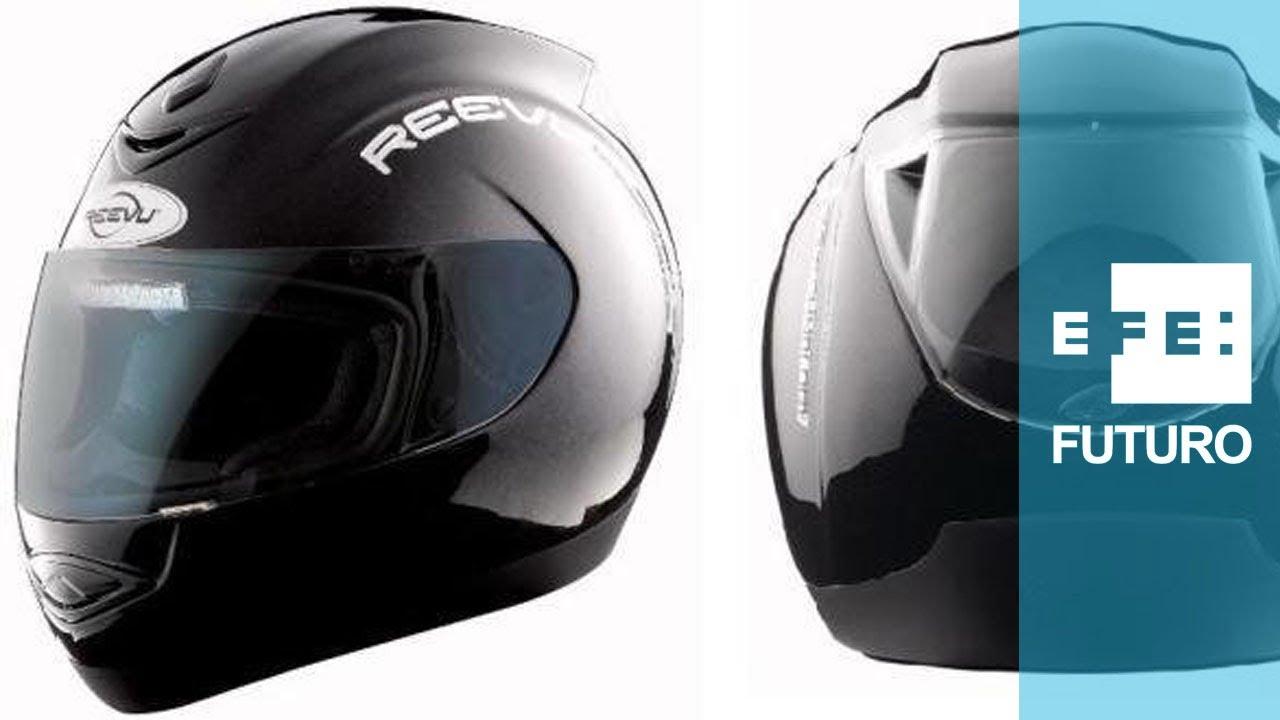 ec12b424f64ab Cascos inteligentes mezclan seguridad y entretenimiento para las motos