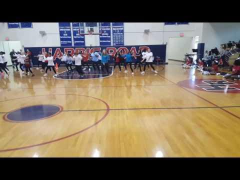 Harris Road Middle School Dance Crew
