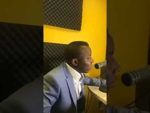 Mr Omoyele Sowore was live at Voice of Africa radio station