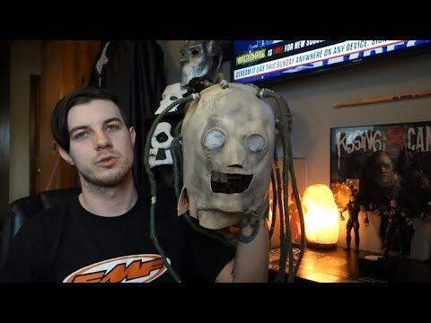 RARE Corey Taylor Sonisphere Mask!