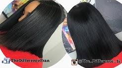 Blunt Cut Bob Hair Tutorial | Seditty Hair