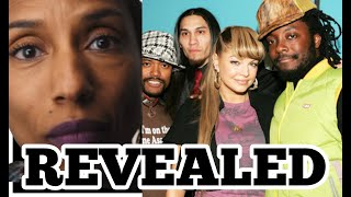 FORMER BLACK EYED PEAS MEMBER KIM HILL REACTS TO WILL.I.AM'S SHOCKING COMMENTS
