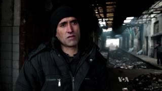 Bleak Barracks Hold Lure for Serbia